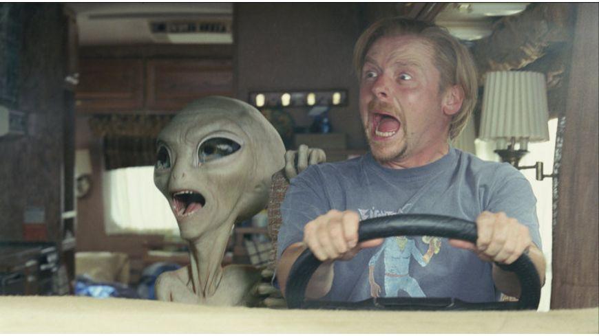 Paul Ein Alien auf der Flucht