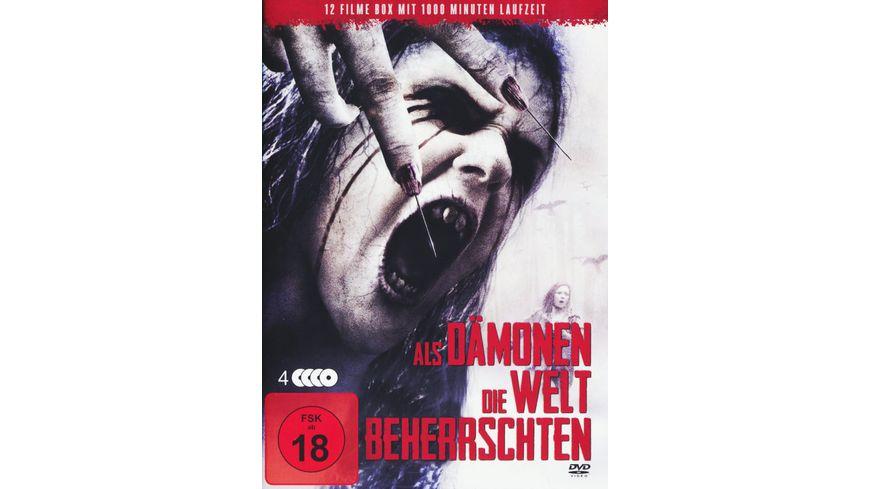 Als Daemonen die Welt beherrschten 4 DVDs