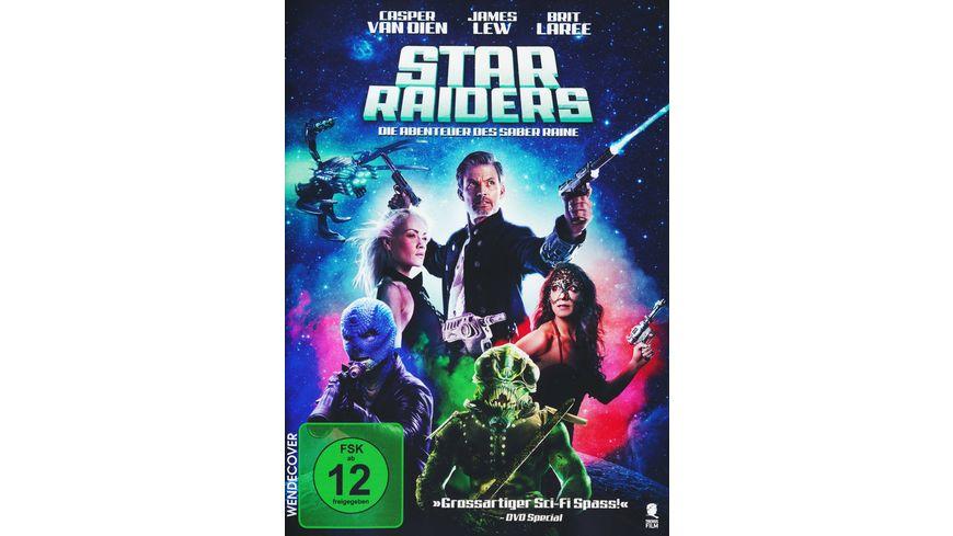 Star Raiders Die Abenteuer des Saber Raine