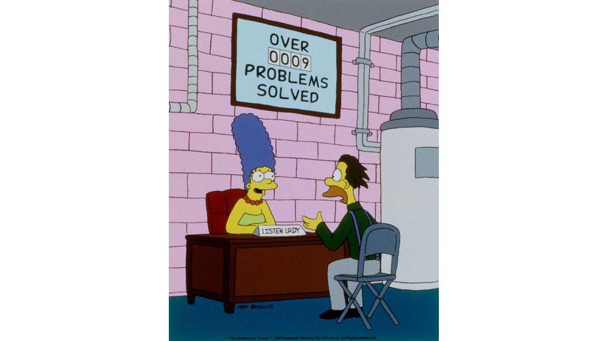Die Simpsons Season 08 CE 4 DVDs Digipack