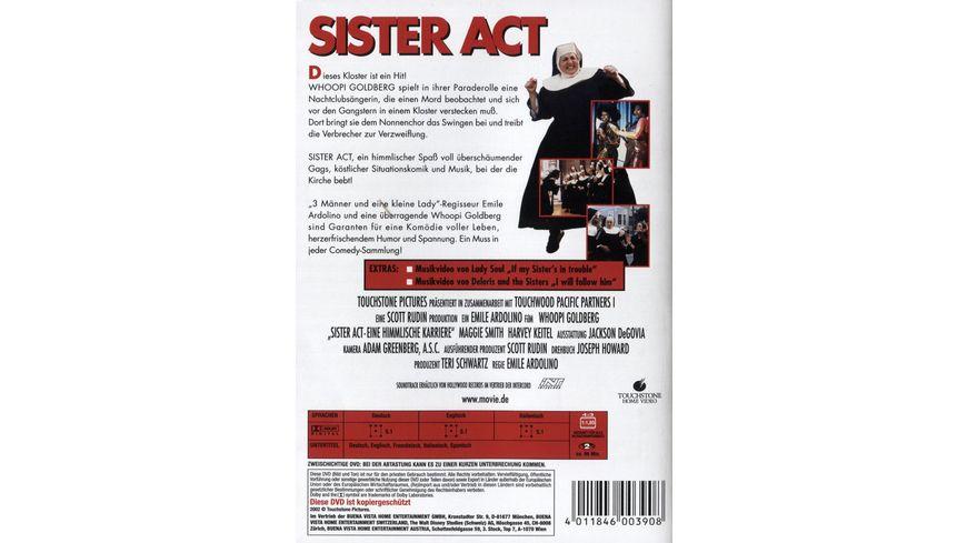 Sister Act 1 Eine himmlische Karriere