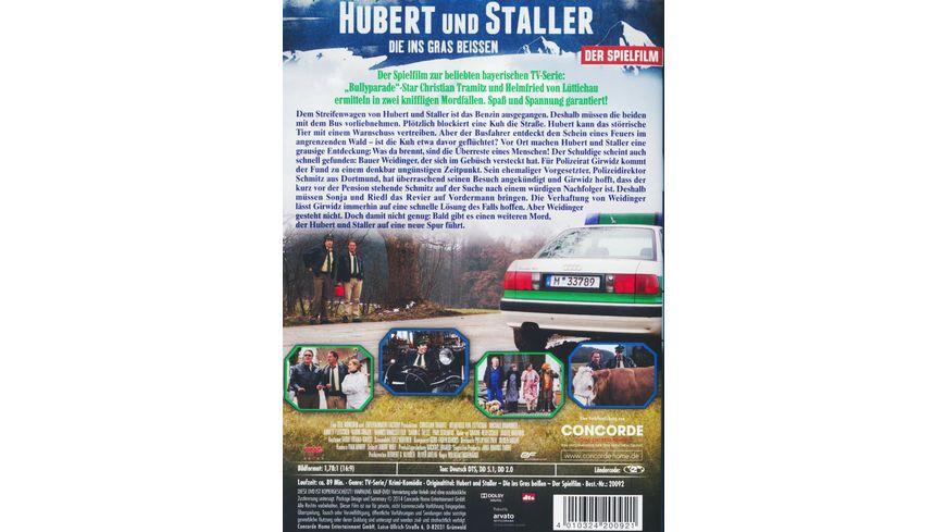 Hubert und Staller Die ins Gras beissen Der Spielfilm