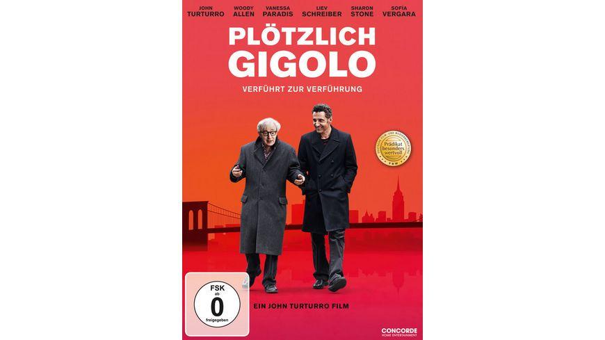 Ploetzlich Gigolo