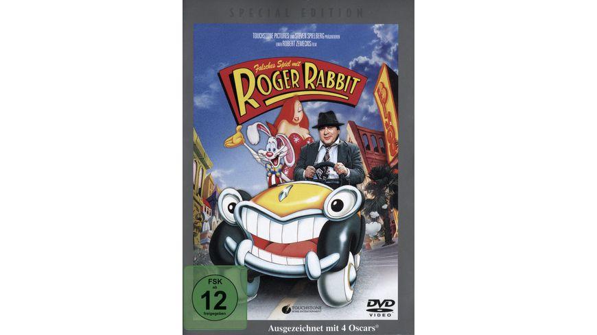 Roger Rabbit Falsches Spiel mit Roger Rabbit