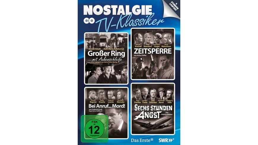 Nostalgie TV Klassiker 2 DVDs