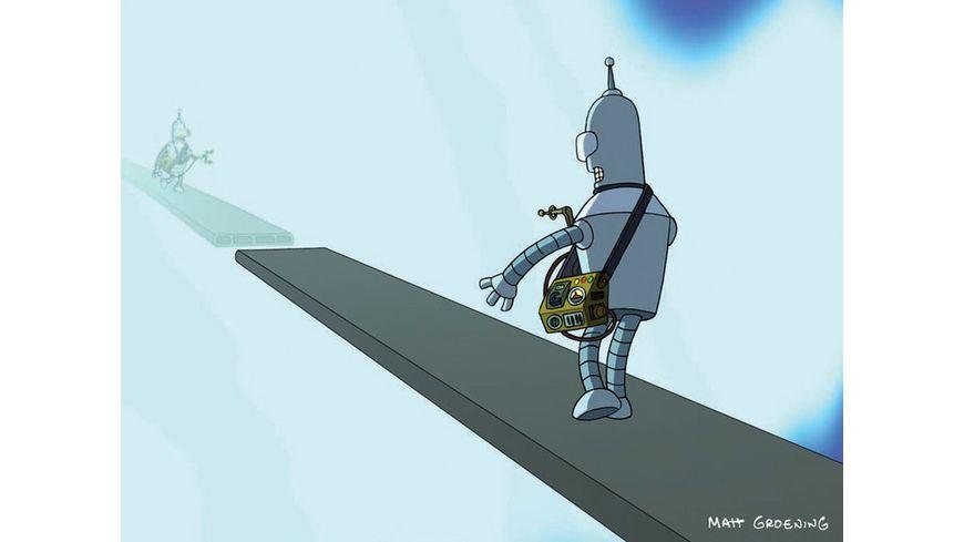 Futurama Die Aera des Tentakels