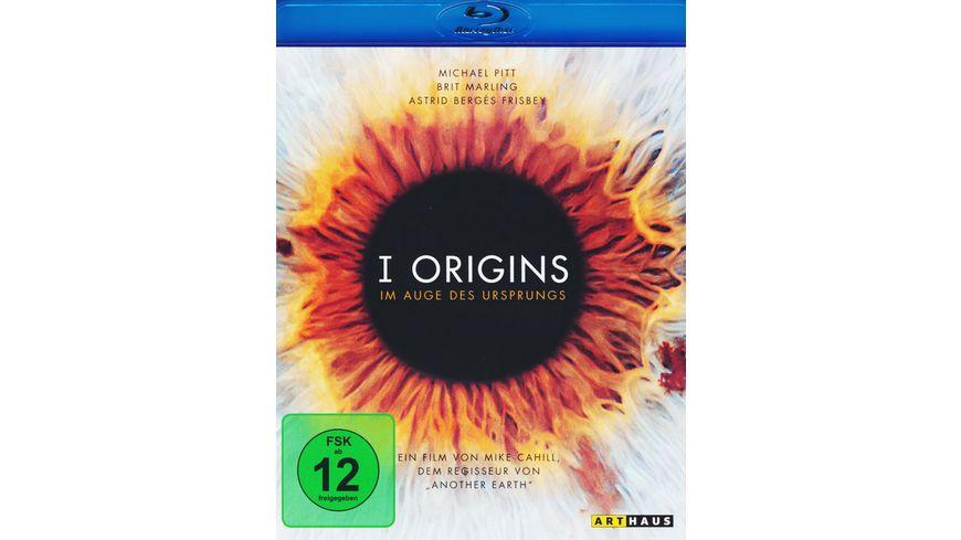 I Origins Im Auge des Ursprungs