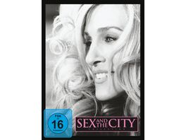 Sex and the City Die komplette Serie 18 DVDs