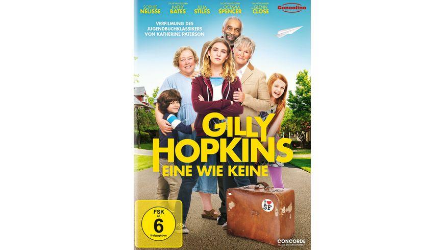 Gilly Hopkins Eine wie keine