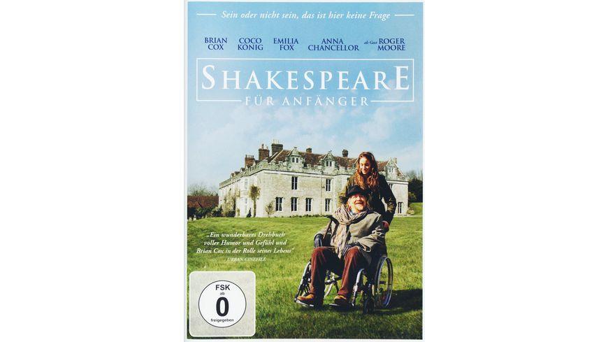 Shakespeare fuer Anfaenger