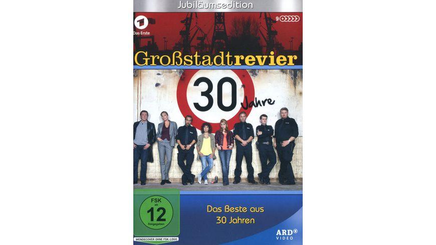 Grossstadtrevier 30 Jahre Jubilaeum Ed 9 DVD