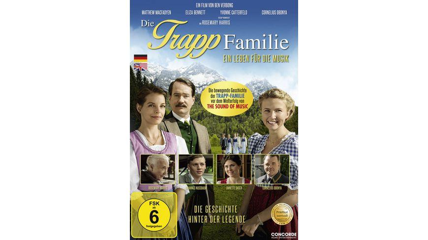 Die Trapp Familie Ein Leben fuer die Musik