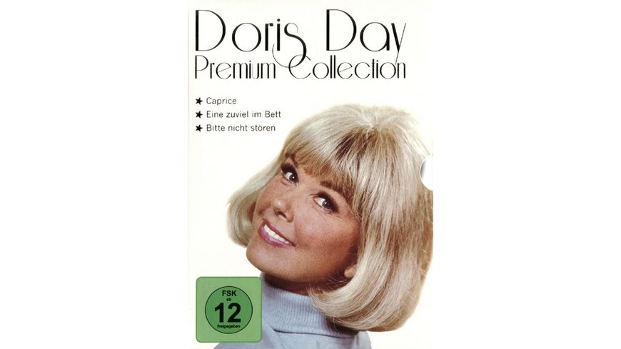 Doris Day Premium Collection 3 DVDs