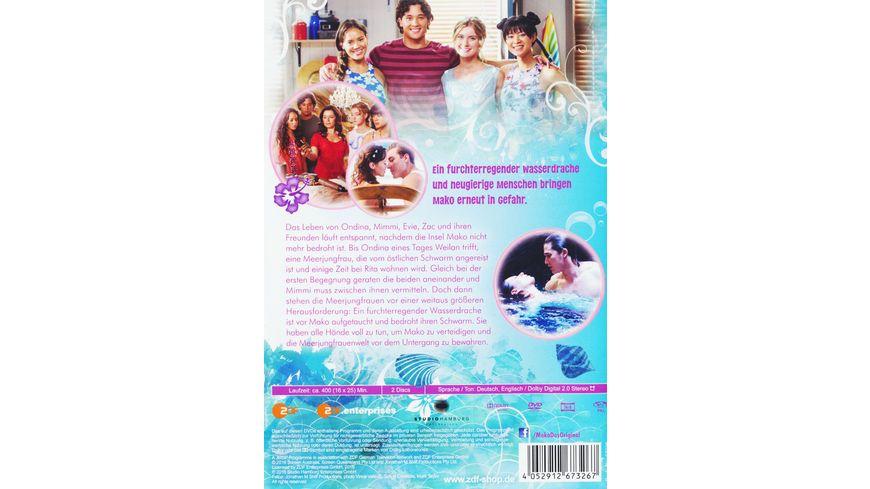 Mako Einfach Meerjungfrau St 3 2 DVDs