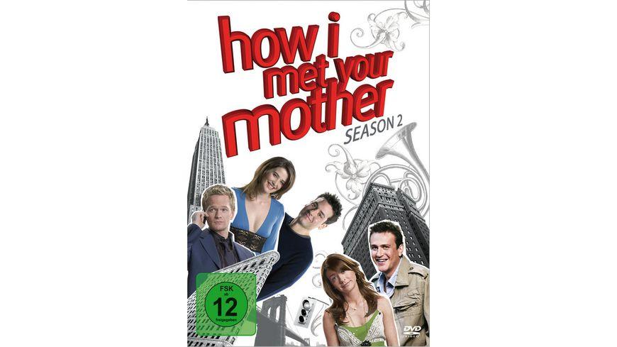 How I met your mother Season 2 3 DVDs