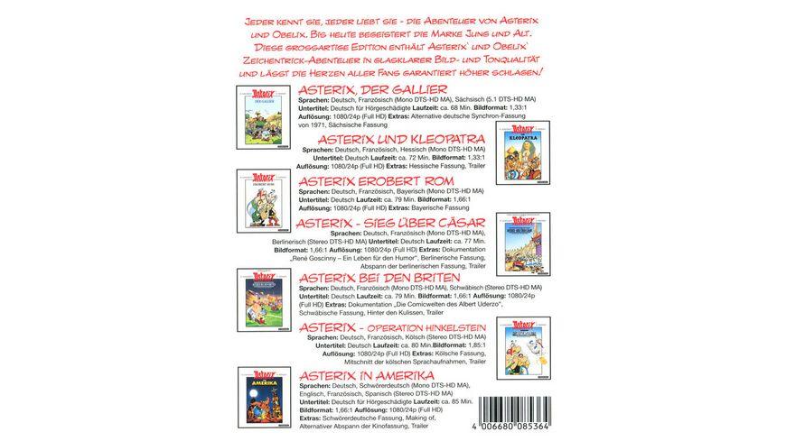 Die grosse Asterix Edition 7 BRs