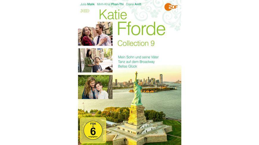 Katie Fforde Box 9 3 DVDs