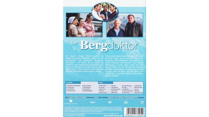Der Bergdoktor Staffel 10 3DVDs
