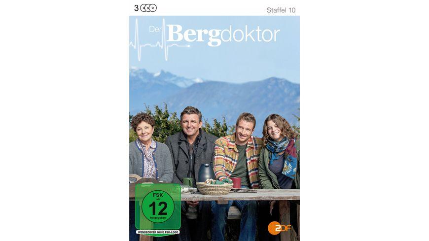 Der Bergdoktor Staffel 10 3 DVDs