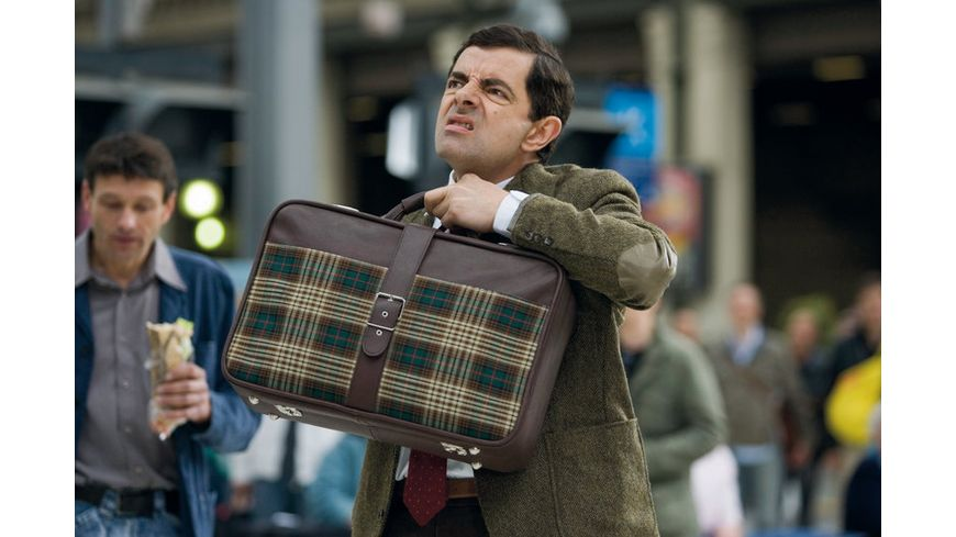 Mr Bean macht Ferien