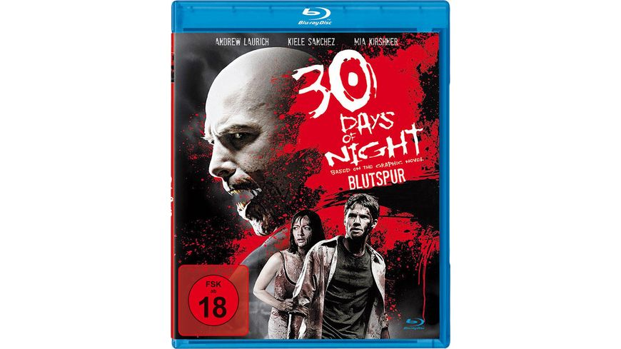 30 Days of Night Blutspur