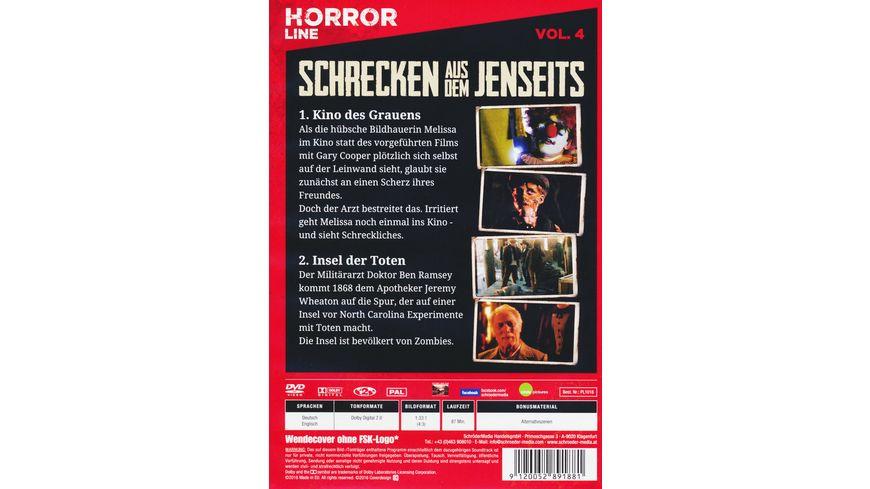 Schrecken aus dem Jenseits Horror Line Vol 4