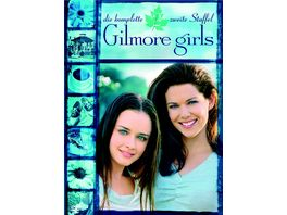 Gilmore Girls Staffel 2 6 DVDs