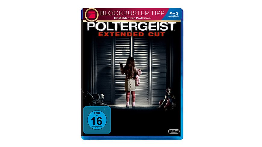 Poltergeist Extended Cut