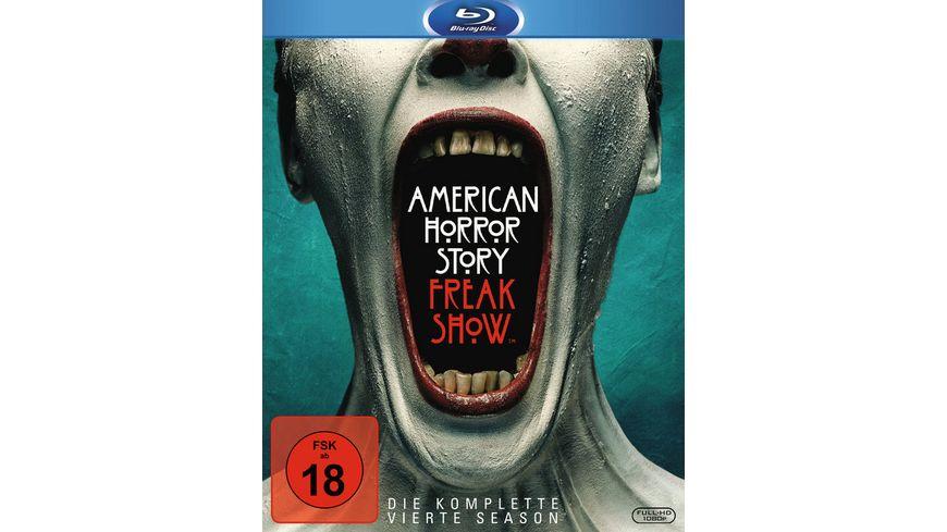 American Horror Story Season 4 3 BRs
