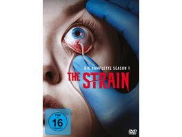 The Strain Season 1 4 DVDs