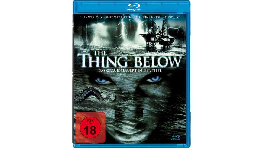 The Thing Below Das Grauen lauert in der Tiefe