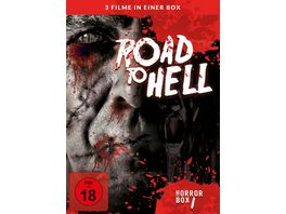 Road to Hell Horror Box Vol 1 3 DVDs