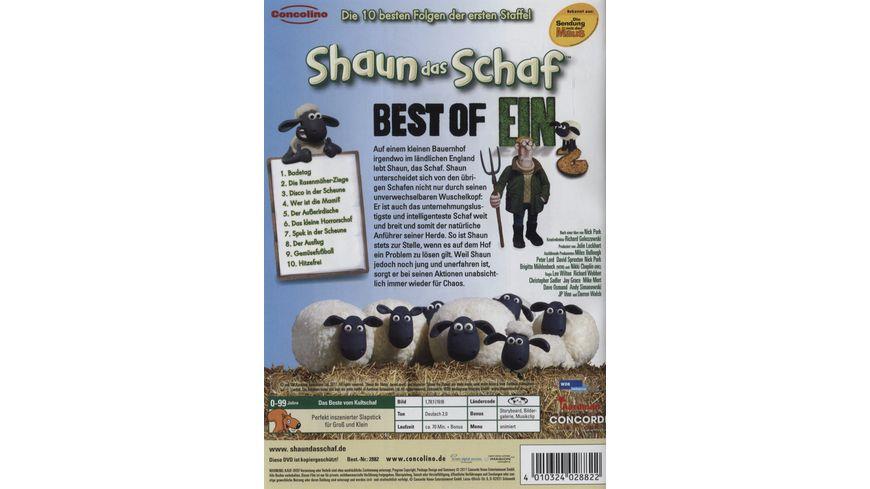 Shaun das Schaf Best Of Eins
