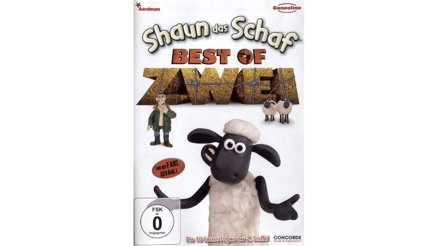 Shaun das Schaf Best of Zwei