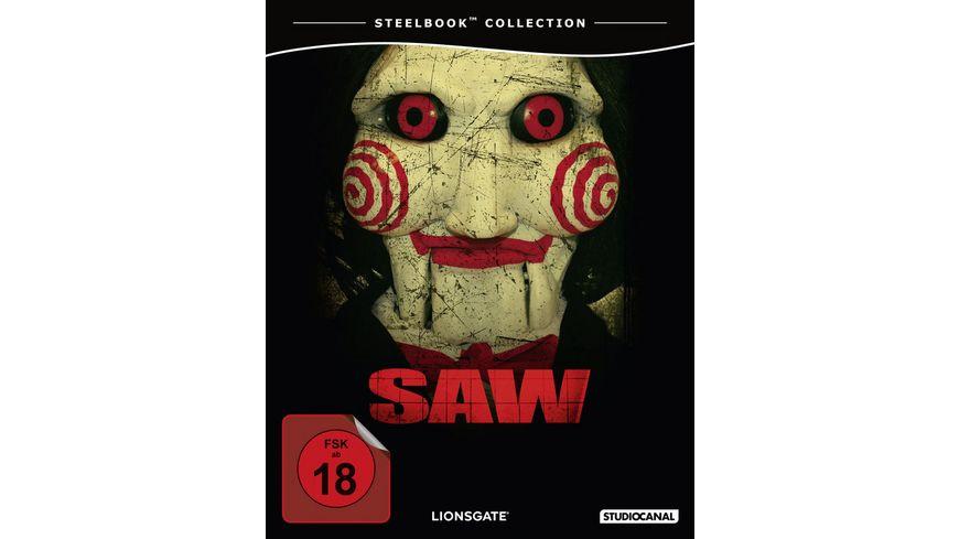 Saw Steelbook