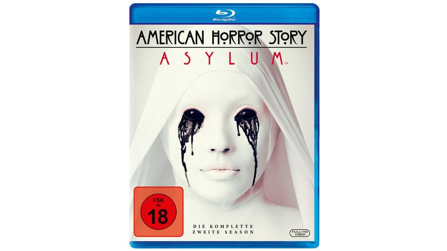 American Horror Story Season 2 Asylum 3 BRs