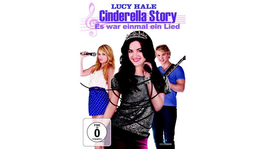 Cinderella Story Es war einmal ein Lied