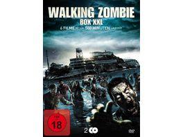 Walking Zombie Box 2 DVDs