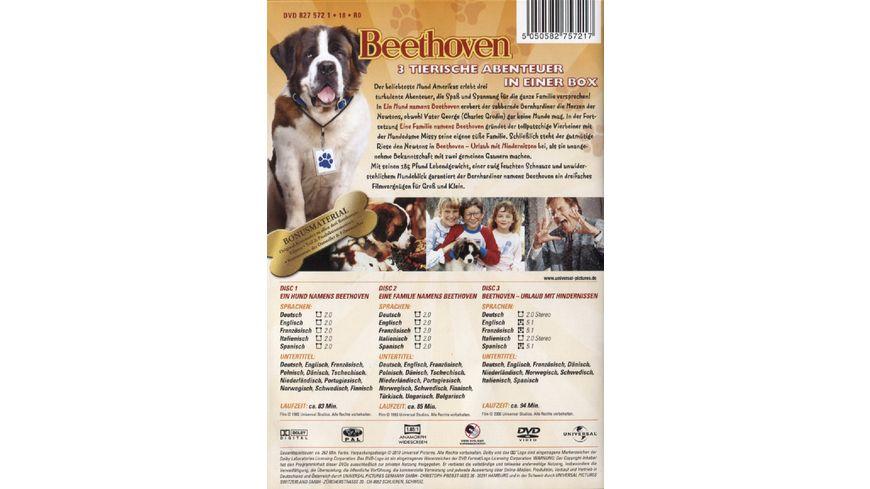 Beethoven 1 3 3 DVDs