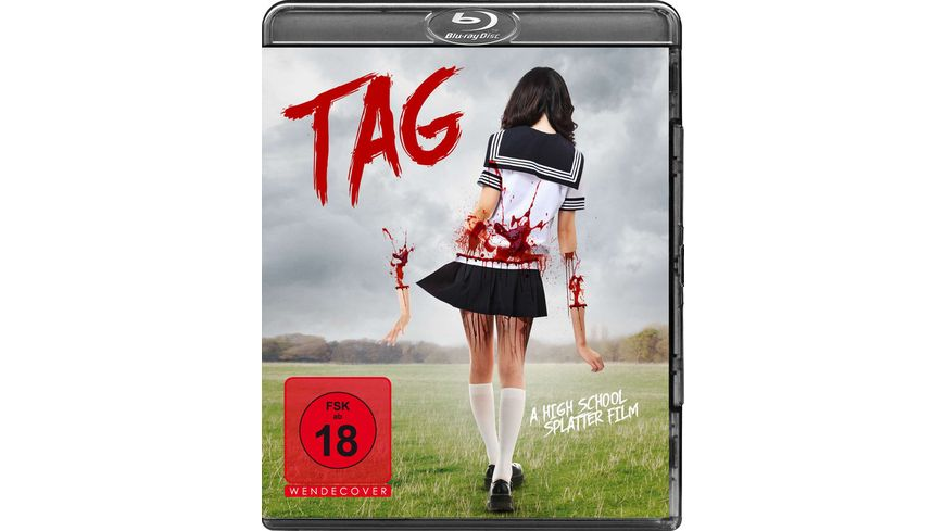 Tag A High School Splatter Film