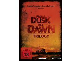From dusk till dawn Trilogy 3 DVDs