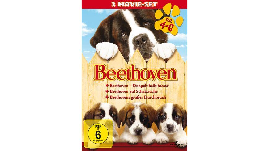 Beethoven 4 6 3 DVDs