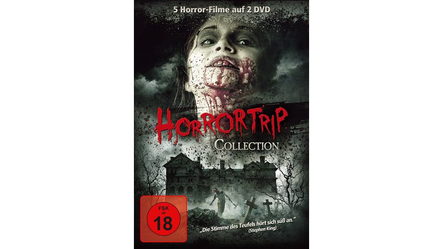 Horrortrip Collection 2 DVDs