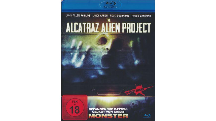 The Alcatraz Alien Project Uncut