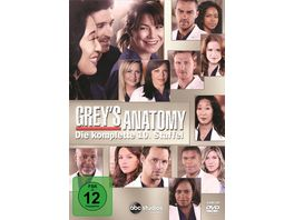 Grey s Anatomy Staffel 10 6 DVDs