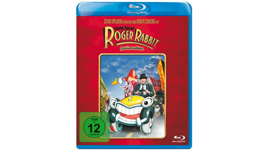 Roger Rabbit Falsches Spiel mit Roger Rabbit Jubilaeumsedition