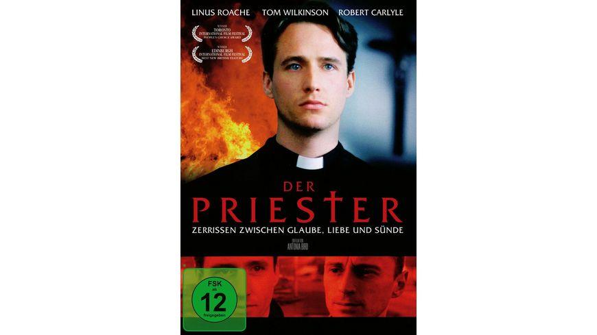 Der Priester Zerissen zwischen Glaube Liebe und Suende
