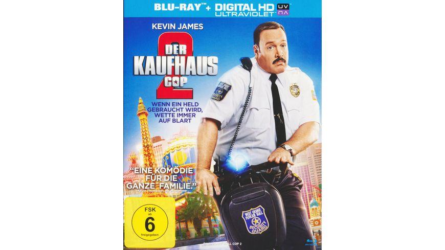 Der Kaufhaus Cop 2 Mastered in 4K