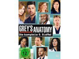 Grey s Anatomy Staffel 9 6 DVDs