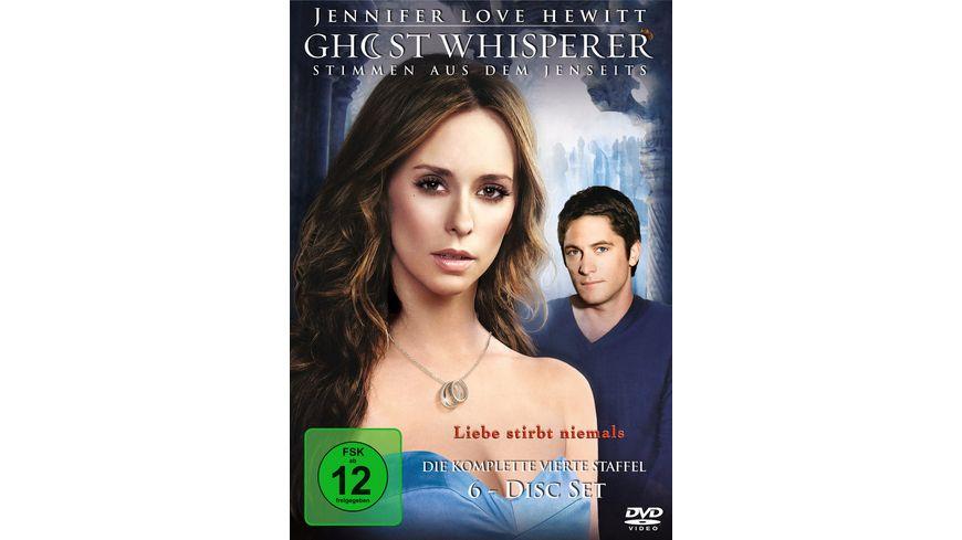 Ghost Whisperer Season 4 6 DVDs